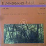 Li Mingqiang - Pian. Chopin (Vinil)