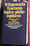 Ludwig Wittgenstein - Werkausgabe vol. I