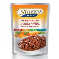 Stuzzy Dog - șuncă, 100 g