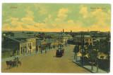 800 - GALATI, Tramway, Railway, Romania - old postcard - unused, Necirculata, Printata