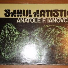 SAHUL ARTISTIC- ANATOLE F. IANOVCIC