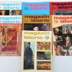 Lot 6 reviste MAGAZIN ISTORIC - 1969