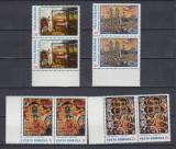 ROMANIA 1985 LP 1131 REPRODUCERI DE ARTA ION TUCULESCU PERECHE MNH, Nestampilat