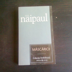 MASCARICII - V.S. NAIPAUL