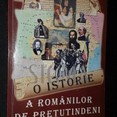 CRACIUN VICTOR, ZBUCHEA GHEORGHE - O ISTORIE A ROMANILOR DE PRETUTINDENI, VOLUMUL IV