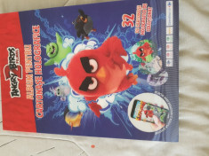 Carrefour-Angry Birds 2 - Discuri holografice foto