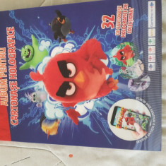 Carrefour-Angry Birds 2 - Discuri holografice