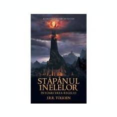 Stapanul Inelelor (vol. 3). Intoarcerea Regelui - J. R. R. Tolkien
