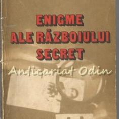 Enigme Ale Razboiului Secret - Paul Stefanescu