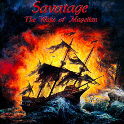 Savatage The Wake Of Magellan digipack (cd) foto
