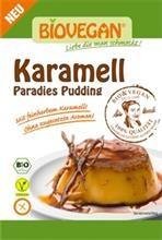 Pudra Bio Budinca Caramel Fara Gluten Biovegan Rapunzel 43gr Cod: 24001r