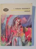 Versuri - Ion Heliade Radulescu  Colectia BPT   nr.1252  din 1986