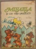 Mihaela si cei trei ursuleti - Nell Cobar// cu ilustratii