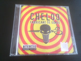 VAND cd hip hop rap romanesc Cheloo (Parazitii) Fabricant impecabil