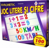 Joc Litere si Cifre Magnetic JD-16