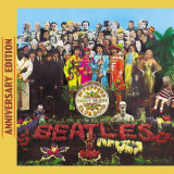 Beatles The Sgt. Peppers Lonely Hearts Club Band new stereo mix (cd)