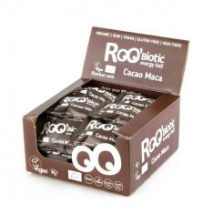 ROObiotic energy ball cacao si maca bio 22g