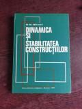 DINAMICA SI STABILITATEA CONSTRUCTIILOR - G.M. BARSAN