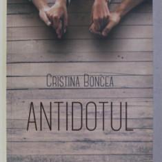 ANTIDOTUL de CRISTINA BONCEA , 2016