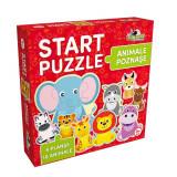 Puzzle Noriel - Start Puzzle, Animale Poznase
