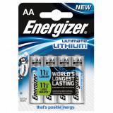 Set 4 Baterii LR06-AA 1,5V, Energizer