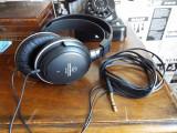 Cumpara ieftin Casti audio Audio Technica ATH T 200, Casti Over Ear, Cu fir, Mufa 3,5mm