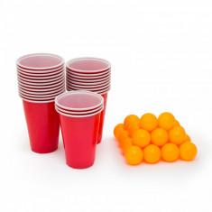 """Joc de societate """"Beer-pong"""" Best CarHome"""