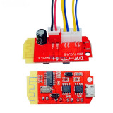 Modul bluetooth DC 3.7V 5V, amplificator 3W, 0-40W