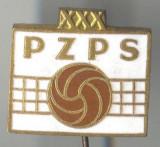 Insigna veche competitie sport VOLEI - Superba