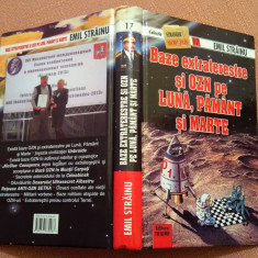 Baze extraterestre si OZN pe Luna, Pamant si Marte - Emil Strainu