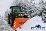 Lamă de zăpadă Samasz RAM