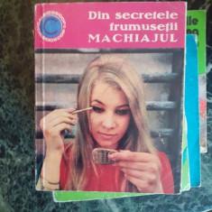 Din secretele frumusetii: Machiajul