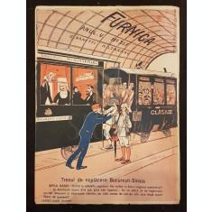 TARANU N. D. & RANETTI G., FURNICA (Revista Umoristica), Anul V, Numarul 257, Bucuresti, 1909