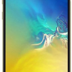 Telefon Mobil Samsung Galaxy S10e, Dynamic AMOLED Capacitive touchscreen 5.8inch, 6GB RAM, 128GB Flash, Camera Duala 12+16MP, 4G, Wi-Fi, Dual SIM, And, Neblocat, Smartphone, Micro SD
