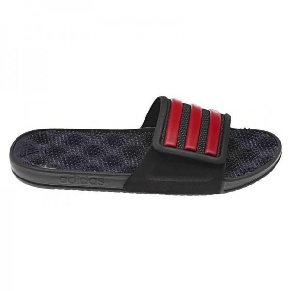 Papuci adidas ADISSAGE 2.0 STRIPES