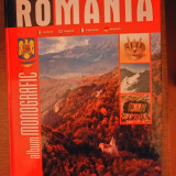 Album Monografic Romania 4 limbi