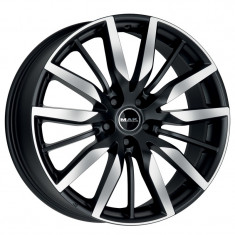 Jante LEXUS RX400h 8J x 19 Inch 5X114,3 et40 - Mak Barbury Ice Black - pret / buc