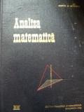 MANUAL DE ANALIZA MATEMATICA,VOL.2-MARCEL N.ROSCULET,BUC.1966
