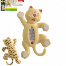 Termometru exterior de fereastra-Pisica