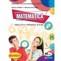 Man.Matematica Clasa a IV-a Chiran Nou