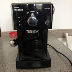 Espresso phillips-saeco, Manual, Philips