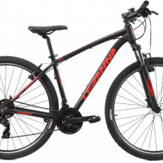 Bicicleta Mtb Dhs Terrana 2923 L Negru 29 Inch