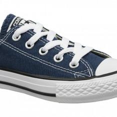 Adidași Converse C. Taylor All Star Youth OX 3J237C pentru Copii, 28, 28.5, 31.5, 33.5, 34, 35, Albastru