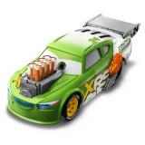 Masinuta metalica de curse Cars XRS personajul Brick Yardley, Mattel