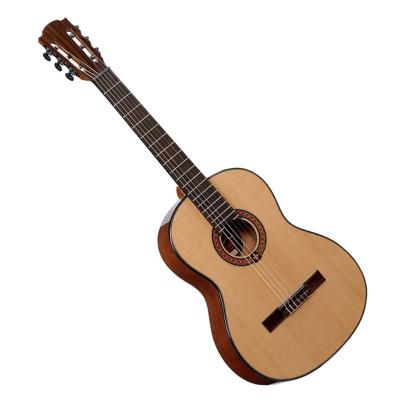 Chitara clasica din lemn, 86 cm, marime medie foto