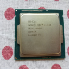 Procesor Intel Haswell Refresh, Core i3 4160 3.6GHz, Pasta cadou!