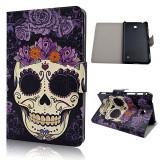 Husa Samsung Galaxy Tab 4 7.0 7 SM-T230 T230 T231 T235 + folie + stylus