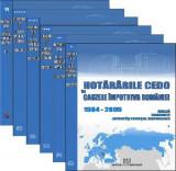 Cumpara ieftin Hotararile CEDO in cauzele impotriva Romaniei - 1994-2010 - Analiza, consecinte, autoritati potential responsabile (6 volume)