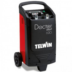 Robot pornire Telwin Doctor Charge 630 Rosu