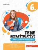 Teme recapitulative. Limba și literatură română. Clasa a VI-a